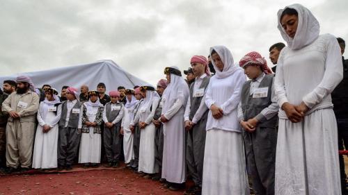 Irak : l'ONU enquête sur douze charniers imputés au groupe Etat islamique