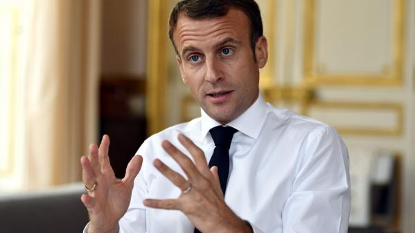 """Européennes : """"La Voix du Nord"""" refuse de publier une interview d'Emmanuel Macron par souci d'""""équilibre"""""""