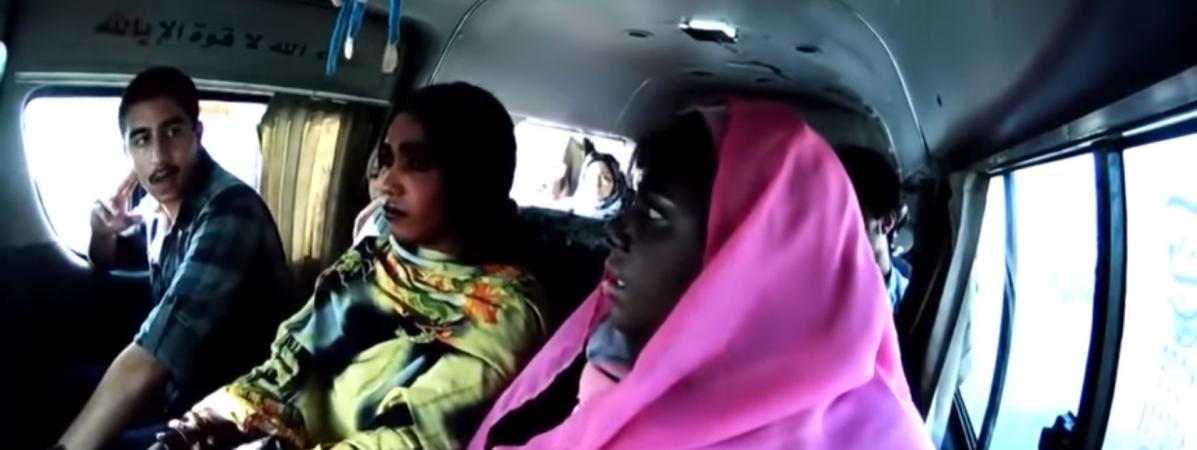 """Polémique à propos d'une """"blackface"""" dans un sketch télévisé en Egypte"""