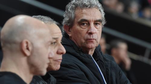 Football : Dominique Rocheteau, directeur sportif de l'AS Saint-Etienne, quitte son poste
