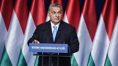 Elections européennes : en Hongrie, le Parti national-conservateur de Viktor Orban remporte haut la main le scrutin