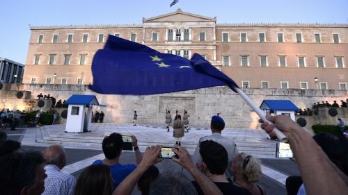 Élections européennes : la Grèce voit l'Europe comme un mal nécessaire