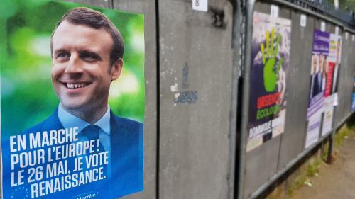 """""""Il n'avait pas trop le choix, vu la menace"""": à Vesoul, les militants LREM partagés sur l'engagement d'Emmanuel Macron dans la campagne"""