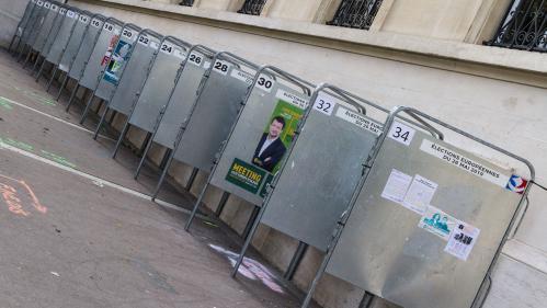 Elections européennes : pourquoi certains panneaux électoraux sont-ils vides à cinq jours du scrutin ?