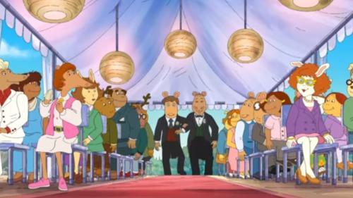Etats-Unis : une chaîne locale refuse de diffuser un dessin animé mettant en scène un mariage homosexuel