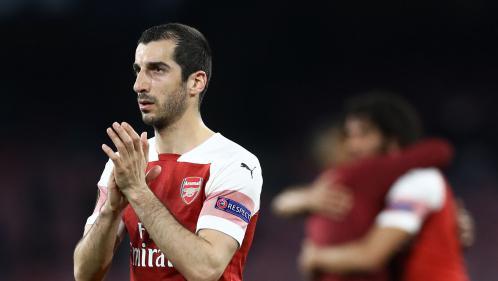 Ligue Europa : craignant pour sa sécurité, l'Arménien Mkhitaryan ne participera pas à la finale en Azerbaïdjan avec Arsenal