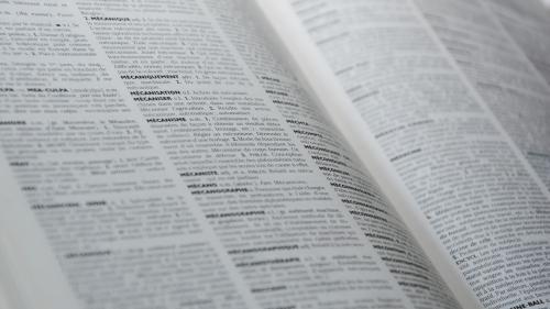 franceinfo junior. Est-ce qu'il y a tous les mots du monde dans le dictionnaire ?