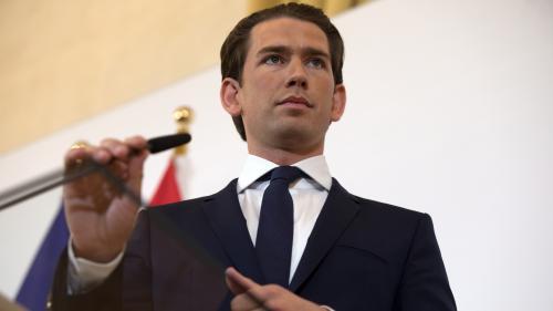 Autriche: le chancelier conservateur Kurz confronté à une motion de censure après les élections européennes