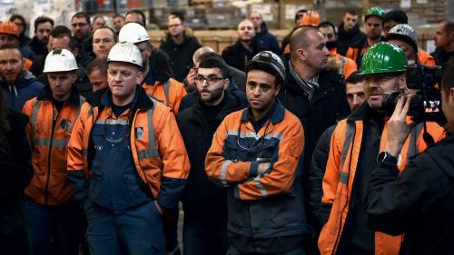 """Si British Steel ne reprend pas Ascoval, """"il n'y aura pas d'autre reprise, on arrête les dégâts"""""""