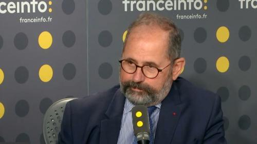 """VIDÉO. Élections européennes: """"La vraie inquiétude concerne les listes électorales, il y aura certainement quelques tensions"""", selon l'AMF"""