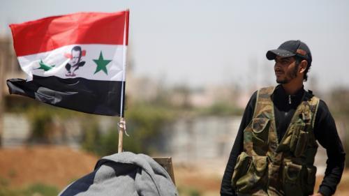 Syrie : les Etats-Unis soupçonnent le régime d'une nouvelle attaque à l'arme chimique
