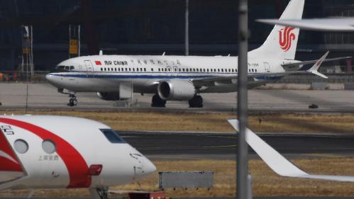 Trois compagnies aériennes demandent des dédommagements à Boeing pour leurs 737 MAX, cloués au sol depuis le crash d'Ethiopian Airlines