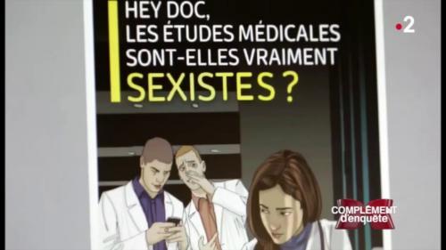 """VIDEO. Sexisme à l'hôpital : deux ans après #MeToo, """"Complément d'enquête"""" est allé prendre le pouls de la Timone, à Marseille"""