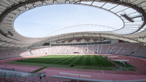 Coupe du monde au Qatar : coup de frais sur les stades de football
