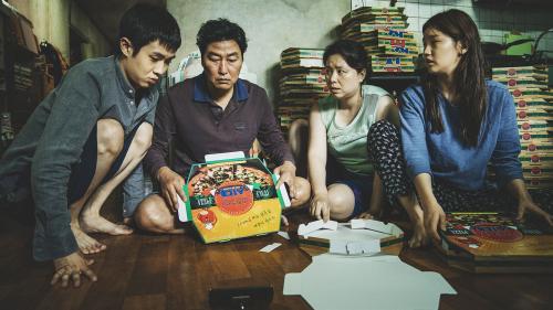 """A voir absolument : l'excellent """"Parasite"""" du Coréen Bong Joon-Ho, Palme d'or à Cannes"""