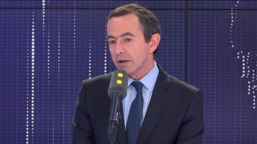 """Européennes : """"Tout a été fait pour voler aux Français cette campagne"""", accuse Bruno Retailleau"""