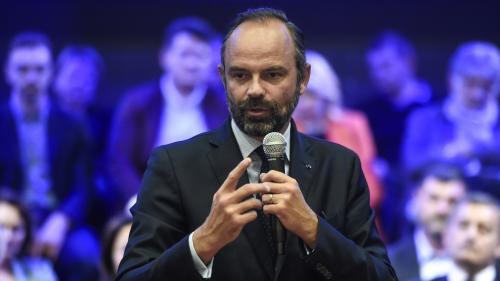 Le Premier ministre, Edouard Philippe, favorable à des restrictions au référendum d'initiative partagée