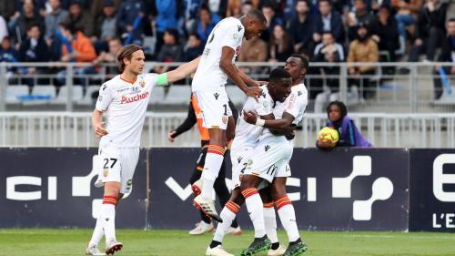 Barrages de Ligue 2 : le RC Lens bat le Paris FC aux tirs au but et défiera Troyes