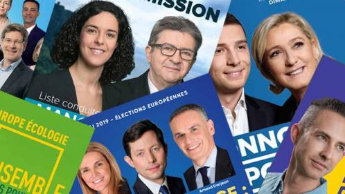 """""""À la fois tout change et rien ne change"""" : des communicants nous décryptent les affiches des élections européennes"""