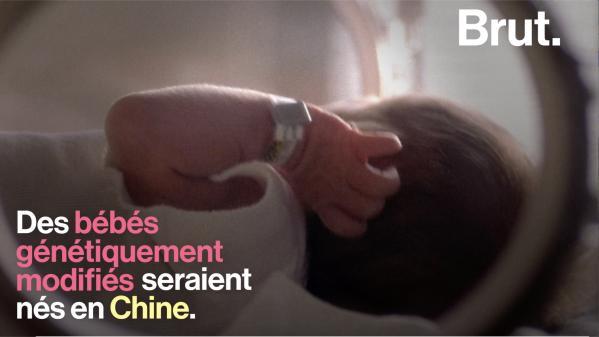 """VIDEO. """"C'est un tournant de l'histoire"""" : Des bébés génétiquement modifiés en Chine ?"""