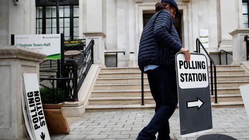 DIRECT. Elections européennes: jour de vote au Royaume-Uni, dans l'ombre du Brexit