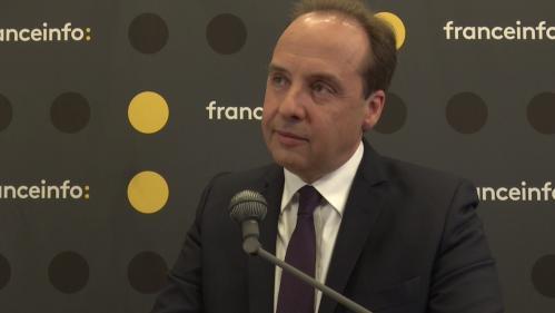 """VIDEO. Elections européennes : le duel Macron-Le Pen, """"tout le monde s'en fout"""" estime Jean-Christophe Lagarde"""