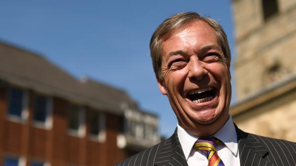 Résultats européennes 2019 : le parti du Brexit de Nigel Farage arrive largement en tête au Royaume-Uni