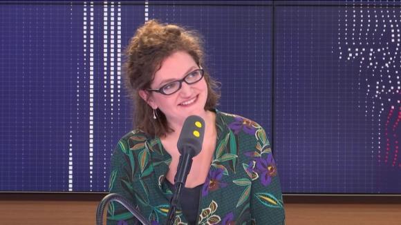 Marie Toussaint, candidate EELV aux élections européennes, le 23 mai 2019.
