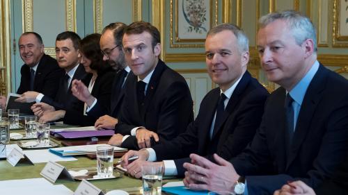 Quatre choses à savoir sur le Conseil de défense écologique, cette nouvelle instance réunie aujourd'hui autour d'Emmanuel Macron