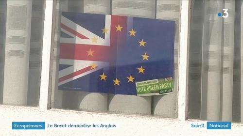 Européennes : avec le Brexit, le Royaume-Uni est peu motivé par les élections