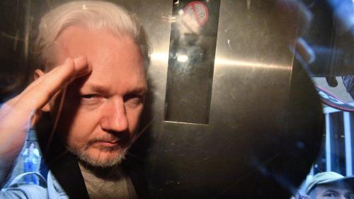 WikiLeaks : la justice américaine annonce 17 nouvelles inculpations contre Julian Assange