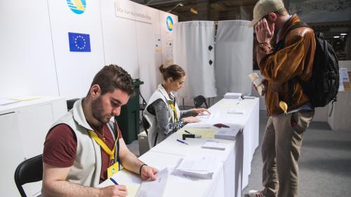 En Suède, malgré une lassitude de la politique, le Brexit a renforcé l'envie de rester au sein de l'Union européenne