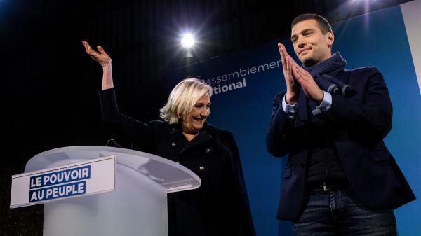 Élections européennes : le RN devant LREM, EELV vole la vedette aux Républicains