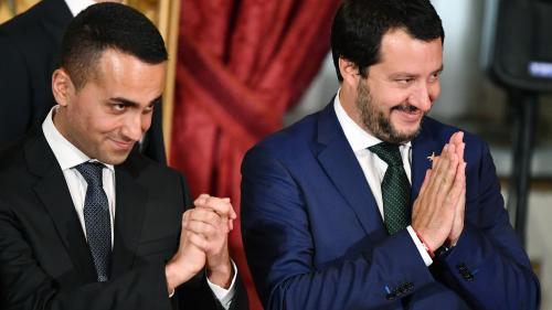 Résultats européennes 2019 : le parti d'extrême droite La Ligue l'emporte en Italie, le Parti démocrate arrive deuxième