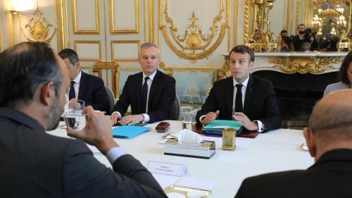 """DIRECT. Le Conseil de défense écologique veut """"créer ou étendre plus de 20 réserves naturelles en France d'ici 2022"""", annonce François de Rugy"""