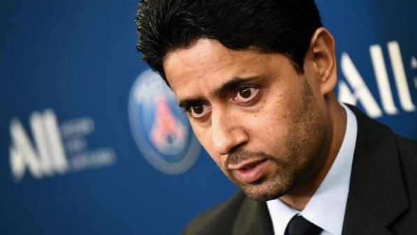 """Nasser Al-Khelaïfi mis en examen pour """"corruption active"""" dans l'organisation des Mondiaux d'athlétisme par le Qatar"""