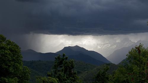 Météo : le département de l'Ariège placé en vigilance orange pour des risques de pluie et d'inondation