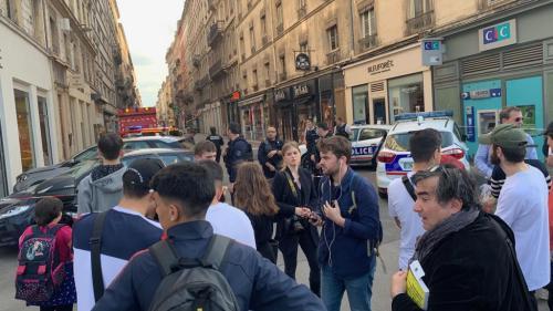 Au moins treize blessés dans l'explosion d'un colis piégé à Lyon
