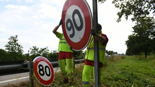 CARTE. Retour aux 90 km/h sur certaines routes : découvrez l'avis de votre département