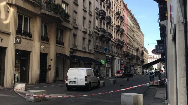 Ce que l'on sait de l'explosion dans le centre-ville de Lyon