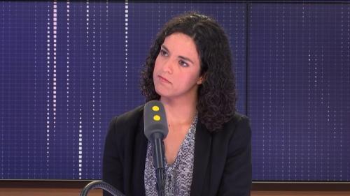"""VIDEO. """"Je continuerai à prendre le métro et à faire du water-polo"""" après les européennes assure Manon Aubry"""