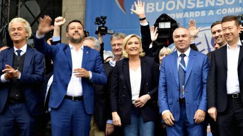Européennes : ces élections sont-elles un succès pour les mouvements populistes?