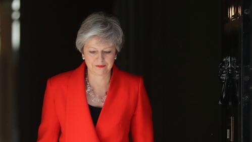 Brexit : trois questions sur l'annonce deladémission de Theresa May