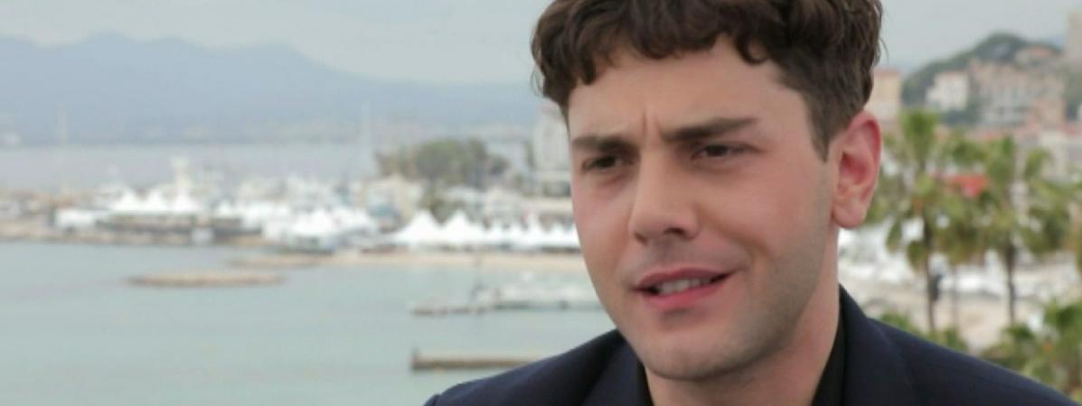 """Xavier Dolan : """"Je me demande si mon film est assez impressionnant pour le jury"""""""