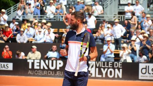 Tennis : Benoît Paire remporte le tournoi de Lyon, son deuxième titre sur terre battue cette année