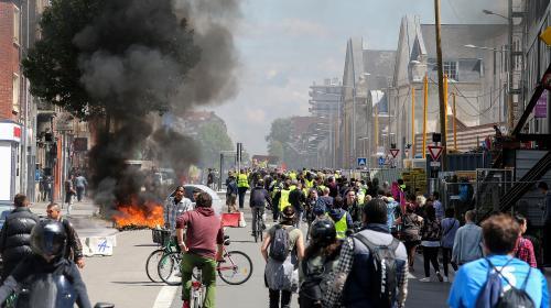 """DIRECT. """"Gilets jaunes"""" : 3 200 manifestants recensés à 14 heures dans toute la France"""