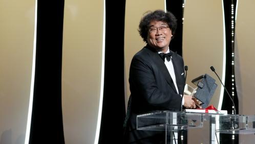 """DIRECT. Festival de Cannes : la Palme d'or au Sud-Coréen Bong Joon-ho, réalisateur de """"Parasite"""""""