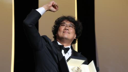 Festival de Cannes : la Palme d'or pour Bong Joon-ho