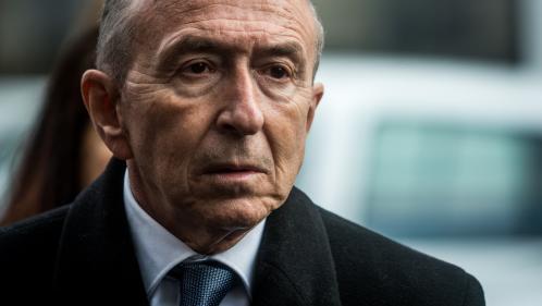 """Explosion à Lyon : Gérard Collomb fait part de sa """"profonde émotion"""" et de sa """"surprise"""""""