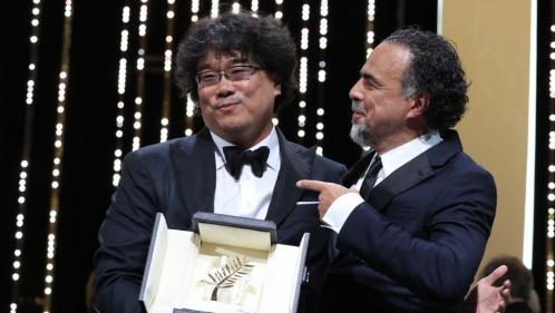 """Cannes 2019 : première Palme d'or à la Corée du Sud pour """"Parasite"""" de Bong Joon-Ho"""